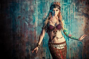 egypt dancer
