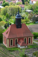 Weinbergkirche in Dresden-Pillnitz
