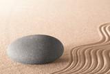 spiritual zen stone