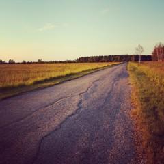 Road to Peipsi