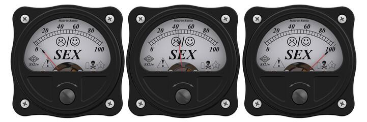 Indicator of sex