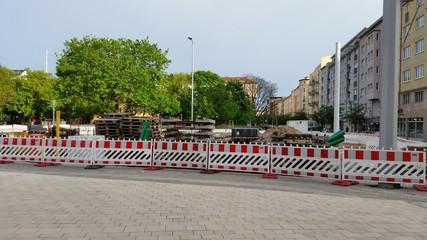 Straßenbau Tiefbau Berlin