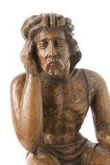 Old Wooden Sculpture
