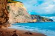 Obrazy na płótnie, fototapety, zdjęcia, fotoobrazy drukowane : Porto Katsiki beach on Lefkada island