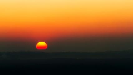 Dimmed Sun