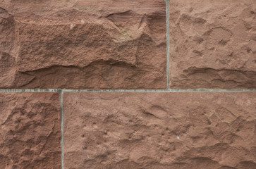 Sandsteinquader