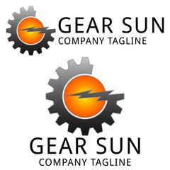 Gear Sun Logo