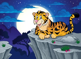 Tiger theme image 3