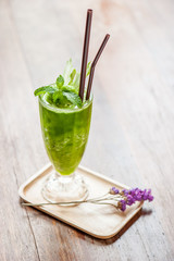 Chinese Broccoli smoothie