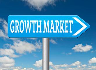 growth market
