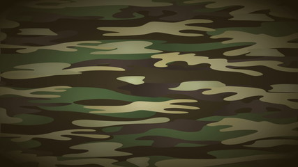 Military camouflage background, Video animation, HD 1080