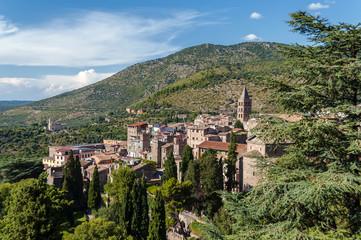 Panorama da Villa D'Este, Tivoli