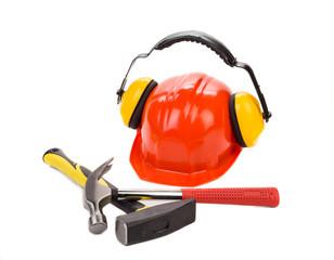 Safety helmet instruments