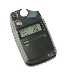 Incident exposure light meter isolated