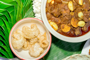 Hinlay Curry is the food of northern Thailand