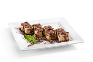 Chocolate Sushi Roll