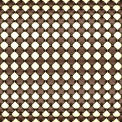 Checkered Leather Background