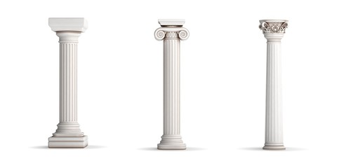 3 classic column orders