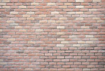 pale color exterior decoration brick wall