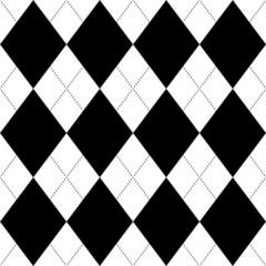 seamless karo pattern easy to edit