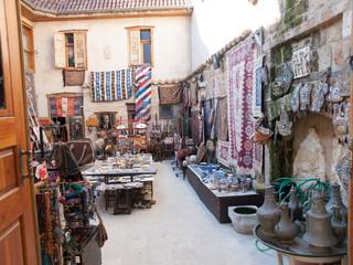 On the Turkish bazaar,Antalya