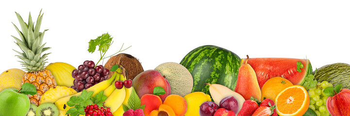 multi fruit panorama