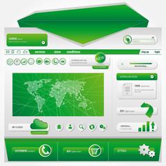World concept web