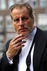Eleganter Mann im Smoking