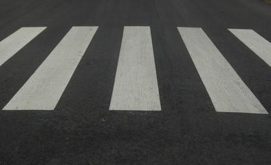 Immagine di un attraversamento pedonale da usare come sfondo