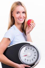 erfolgreich abnehmen mit gesunder ernährung