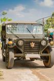 Jeep M151 MUTT poster
