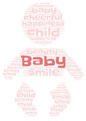 Baby - word cloud