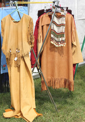 Native American Outfits for sale at Anderson Town Pow Wow