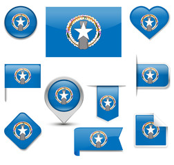 Northern Mariana Islands Flag Collection