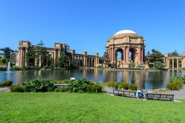 Palace of Fine art, San Francisco