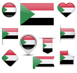 Sudan Flag Collection