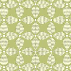 Blätter abstrakt pattern