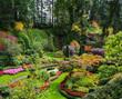 Butchart Gardens - set of  gardens