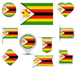 Zimbabwe Flag Collection