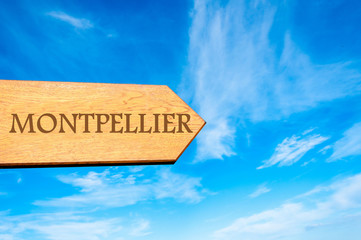 Destination MONTPELLIER, FRANCE