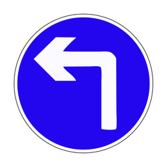 señal de obligacion
