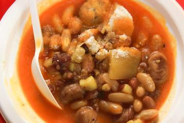zuppa vegetale slow food