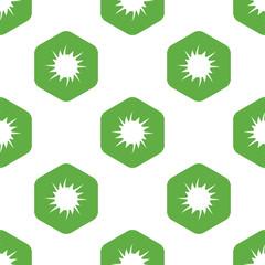 Starburst sign pattern