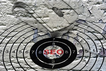 Seo target concept