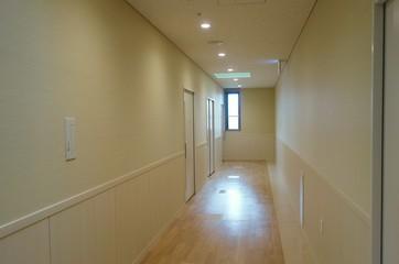 Ward hallway image