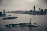 Manhattan aerial - Fine Art prints