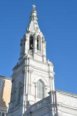 Колокольня церкви Софии Премудрости Божией  в Москве