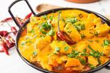 Chicken curry - 83069741
