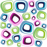 Fototapeta Colorful abstract background..