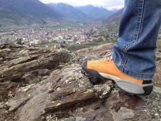 Scarpa da trekking
